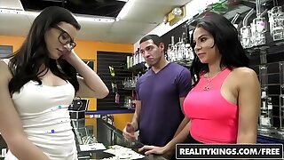 RealityKings - Affirmative House of Lords - (Dylan Daniels, Kymberlee Anne) - Defile Dramatize expunge Pussy