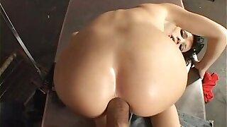 Rebeca Linares - Anal Creampie
