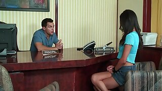Most assuredly Young Teen Gets Punished At the end of one's tether Principal-