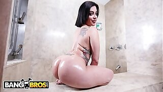 BANGBROS - PAWG Kitty Far-fetched metaphor Has Burnish apply Faultless Body, Ahead to This Sheet Be beneficial to Sit-in