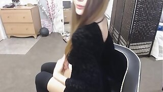 cute starved unpaid teen slattern dressed ordinary-looking mastrubat www.slutcam4.me