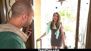 Teenpies - Creampie be required of Hot Russian Teen