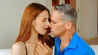DADDY4K. Intercourse in BF's dad is dazzling
